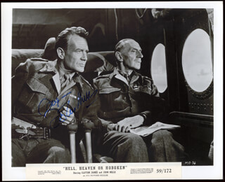 SIR JOHN MILLS - AUTOGRAPHED SIGNED PHOTOGRAPH