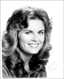 HEATHER MENZIES - AUTOGRAPHED SIGNED PHOTOGRAPH