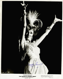 DAME MAGGIE SMITH - AUTOGRAPHED SIGNED PHOTOGRAPH