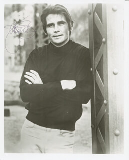 JAMES BROLIN - AUTOGRAPHED SIGNED PHOTOGRAPH