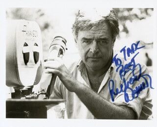 RICHARD DONNER - AUTOGRAPHED INSCRIBED PHOTOGRAPH