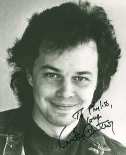 CURTIS ARMSTRONG - AUTOGRAPHED INSCRIBED PHOTOGRAPH