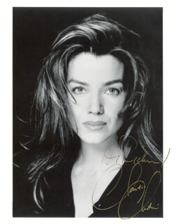 CLAUDIA CHRISTIAN - AUTOGRAPHED INSCRIBED PHOTOGRAPH