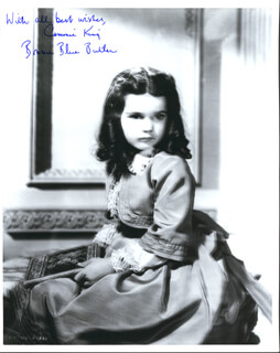 CAMMIE KING - AUTOGRAPHED SIGNED PHOTOGRAPH