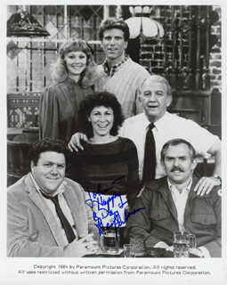 RHEA PERLMAN - AUTOGRAPHED INSCRIBED PHOTOGRAPH