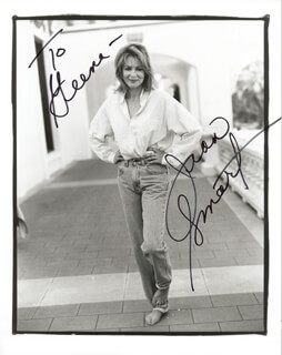 JEAN SMART - AUTOGRAPHED INSCRIBED PHOTOGRAPH