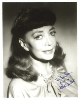 MARIE WINDSOR - AUTOGRAPHED INSCRIBED PHOTOGRAPH