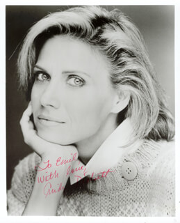 CINDY PICKETT - AUTOGRAPHED INSCRIBED PHOTOGRAPH