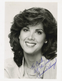 CANDACE HASEY - AUTOGRAPHED SIGNED PHOTOGRAPH