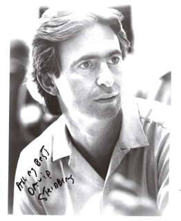 DAVID STEINBERG - AUTOGRAPHED SIGNED PHOTOGRAPH