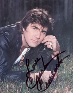 BILLY CRASH CRADDOCK - AUTOGRAPHED SIGNED PHOTOGRAPH