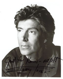 TOMMY TUNE - AUTOGRAPHED INSCRIBED PHOTOGRAPH