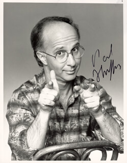 PAUL SHAFFER - AUTOGRAPHED SIGNED PHOTOGRAPH