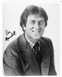 DON MEREDITH - AUTOGRAPHED SIGNED PHOTOGRAPH