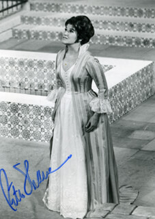 RITA SHANE - AUTOGRAPHED SIGNED PHOTOGRAPH