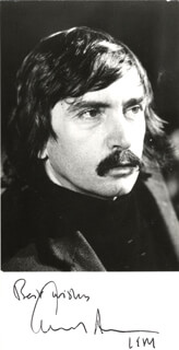 EDWARD ALBEE - AUTOGRAPHED SIGNED PHOTOGRAPH