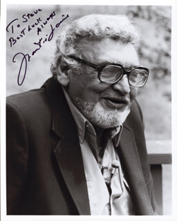 FRANKIE LAINE - AUTOGRAPHED INSCRIBED PHOTOGRAPH