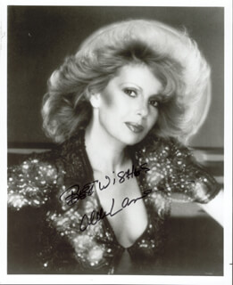 ABBE LANE - AUTOGRAPHED INSCRIBED PHOTOGRAPH