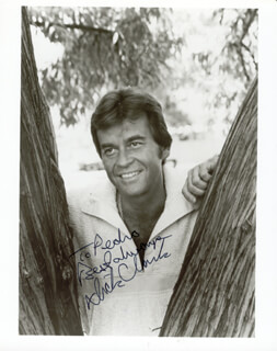DICK CLARK - AUTOGRAPHED INSCRIBED PHOTOGRAPH