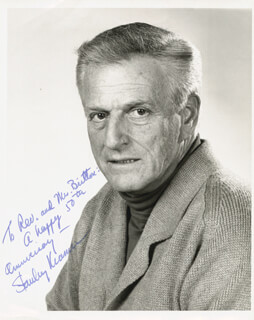 Entertainment Memorabilia Cards & Papers Cheap Sale Stanley Kramer Signed Letter