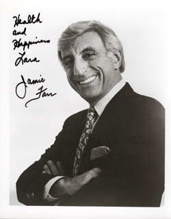 JAMIE FARR - AUTOGRAPHED INSCRIBED PHOTOGRAPH