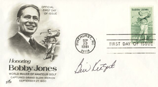 BILL KRATZERT - FIRST DAY COVER SIGNED