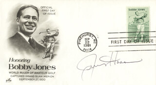 JERRY HAAS - FIRST DAY COVER SIGNED