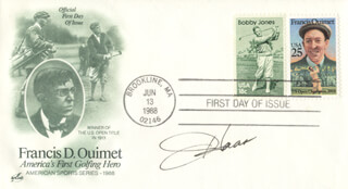 JAY HAAS - FIRST DAY COVER SIGNED