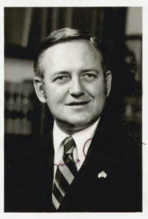 GOVERNOR THOMAS L. JUDGE - AUTOGRAPHED SIGNED PHOTOGRAPH