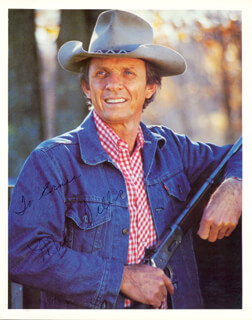 MEL TILLIS - AUTOGRAPHED INSCRIBED PHOTOGRAPH