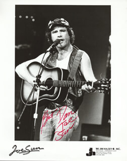 JOE SUN - AUTOGRAPHED SIGNED PHOTOGRAPH
