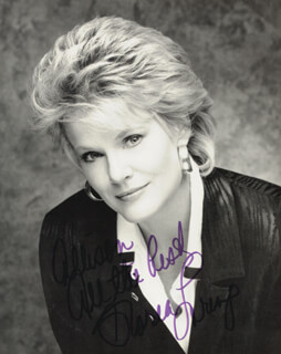 GLORIA LORING - AUTOGRAPHED INSCRIBED PHOTOGRAPH