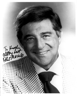 ROBERT MERRILL - AUTOGRAPHED INSCRIBED PHOTOGRAPH