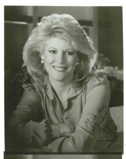 MEREDITH MACRAE - AUTOGRAPHED SIGNED PHOTOGRAPH