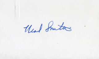 NEAL SMITH - AUTOGRAPH