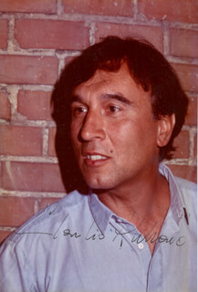 Autographs: CLAUDIO ABBADO - PHOTOGRAPH SIGNED