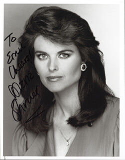 MARIA SHRIVER - AUTOGRAPHED INSCRIBED PHOTOGRAPH