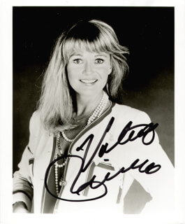 VALERIE PERRINE - AUTOGRAPHED SIGNED PHOTOGRAPH