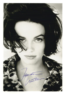 SAMANTHA MATHIS - AUTOGRAPHED SIGNED PHOTOGRAPH