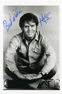 MARK SLADE - AUTOGRAPHED SIGNED PHOTOGRAPH