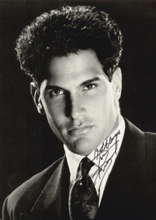 DON DIAMONT - AUTOGRAPHED SIGNED PHOTOGRAPH