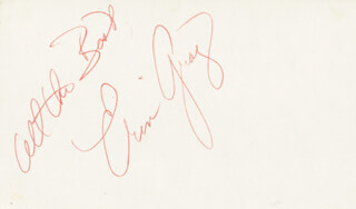 ERIN GRAY - AUTOGRAPH SENTIMENT SIGNED