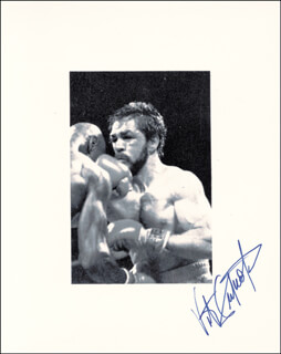 Autographs: VITO ANTUOFERMO - PHOTOGRAPH SIGNED