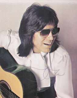 JOSE FELICIANO - AUTOGRAPHED SIGNED PHOTOGRAPH