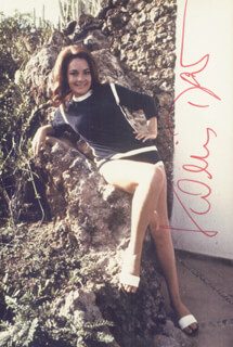 KARIN DOR - AUTOGRAPHED SIGNED PHOTOGRAPH
