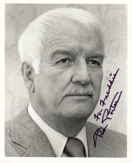 DON PORTER - AUTOGRAPHED INSCRIBED PHOTOGRAPH