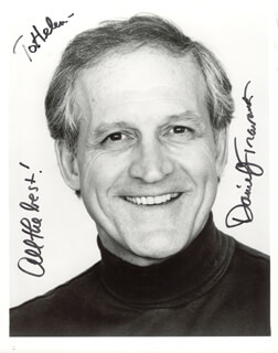 DANIEL J. TRAVANTI - AUTOGRAPHED INSCRIBED PHOTOGRAPH