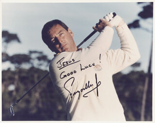 FUZZY ZOELLER - AUTOGRAPHED INSCRIBED PHOTOGRAPH