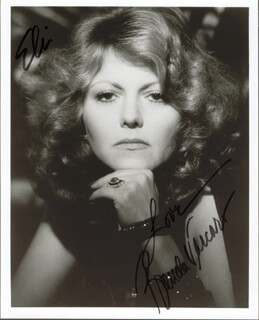 BRENDA VACCARO - AUTOGRAPHED INSCRIBED PHOTOGRAPH