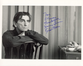 HARRY DEAN STANTON - AUTOGRAPHED INSCRIBED PHOTOGRAPH